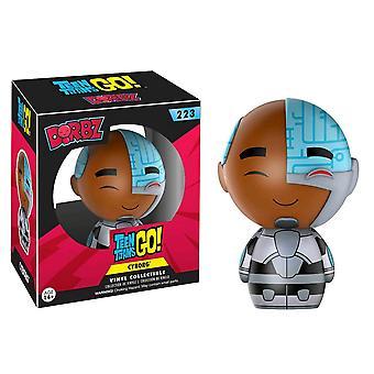 Teen Titans Go! Cyborg Dorbz