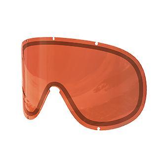 POC Retina spare Sonar Orange lens