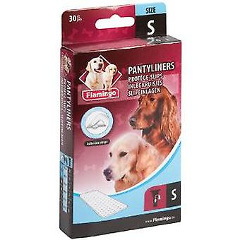Flamingo Sanitary Towel S (0/1) 30u (Dogs , Grooming & Wellbeing , Diapers)