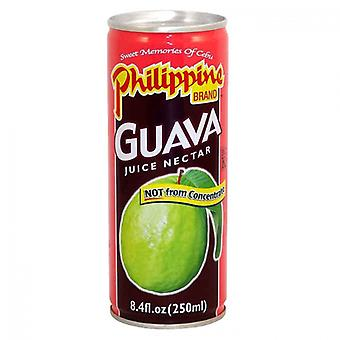 Phiippine Guava Juice Nectar -( 250 Ml X 24 Bouteilles )