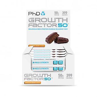 PhD tillväxtfaktor 50 50 gr