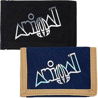 Animal Mens Kauai Tri-Fold tarjeta en efectivo Nota ID Organizador Monedero Monedero - OS