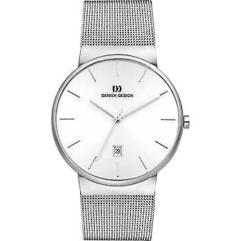Tanskan design IQ62Q971 Tåge Mens Watch