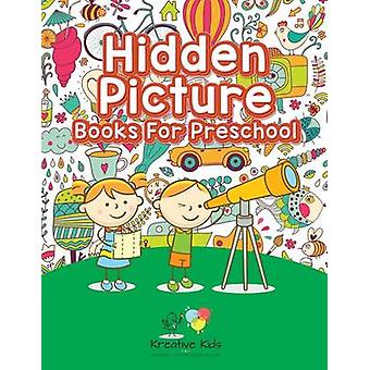 Hidden Picture Books For Preschool by Kreative Kids
