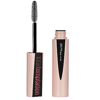Maybelline New York Total Temptation Washable Mascara, Blackest Black, 0,27 fl. oz.