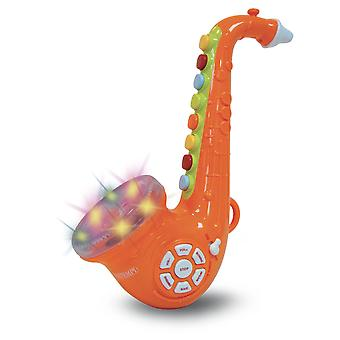 Bontempi Baby Melody Saxophone Orange