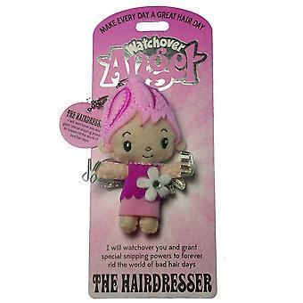 Watchover Angels The Hairdresser Angel Keyring
