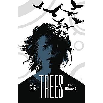 Trees Volume 3 by Warren Ellis - 9781534315099 Book
