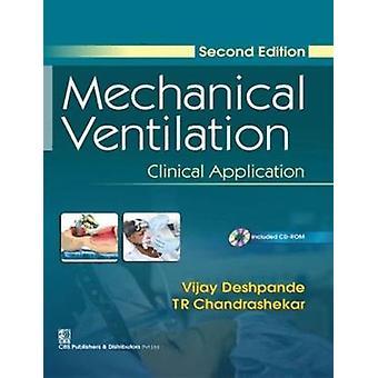 Mechanical Ventilation - Clinical Application by Vijay Deshpande - 978