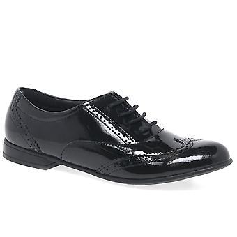 Sapatos com raiva anjos Matilda Senior meninas escola