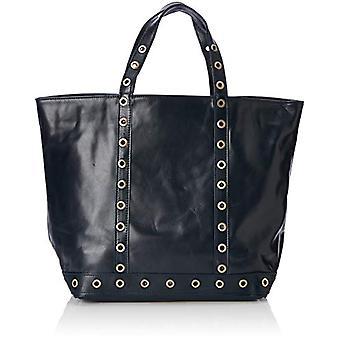 Vanessa Bruno Cabas Moyen - Blue Women's Tote Bags (Nuit) 16x30x43 cm (W x H L)