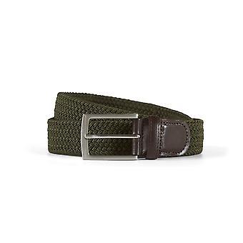 Braided belt john green