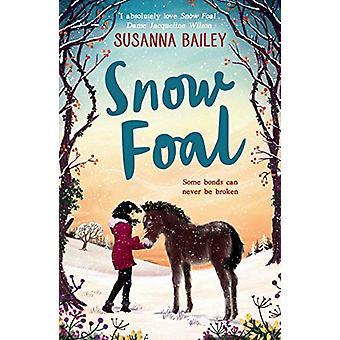 Snow Foal by Susanna Bailey - 9781405294935 Book