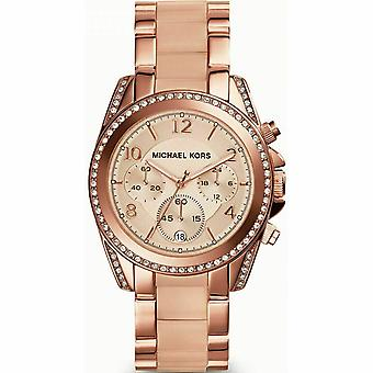 Michael Kors MK5943 Blair Chronograph Ladies Watch
