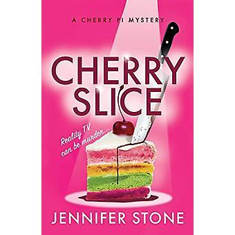 Cherry Slice Jennifer Stone - 9781788421652 Kirja
