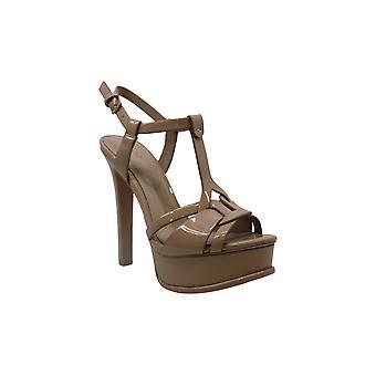Aldo Womens Chelly Peep Toe ongedwongen Platform sandalen