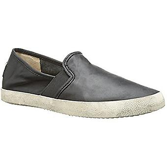 FRYE Womens Dylan Leather Low Top Slip On Fashion Sneakers