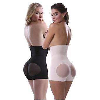Simply Contour Shaper /XL Shapewear-Set of 2 Nude Beige / Black