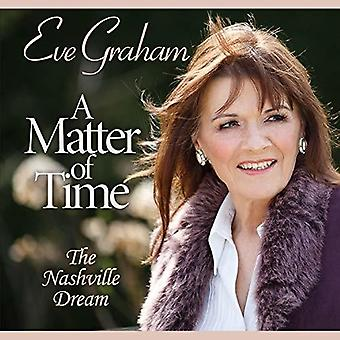 Eve Graham - Matter of Time [CD] USA import