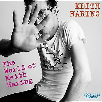 Soul Jazz Records Presents Keith Haring: World Of [CD] USA import