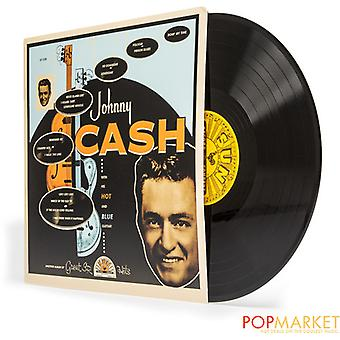 Johnny Cash - With His Hot & Blue Guitar [Vinyl] USA import
