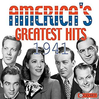 America's Greatest Hits 1941 - Americas Greatest Hits 1941 [CD] USA import
