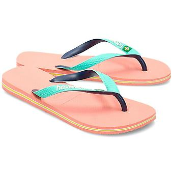 Havaianas Brasil Mix 41232060082 water summer women shoes