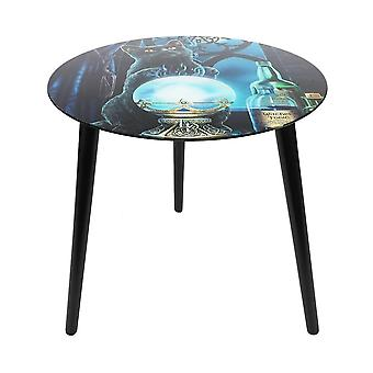 Lisa Parker Witches Apprentice Glass Table