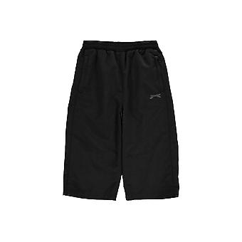 Slazenger Three Quarter Track Pants Junior Boys