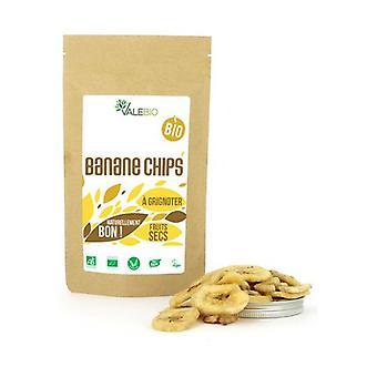 Bananas Chips Organic 120 g