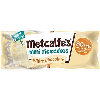 Metcalfe's White Chocolate Mini Rice Cakes