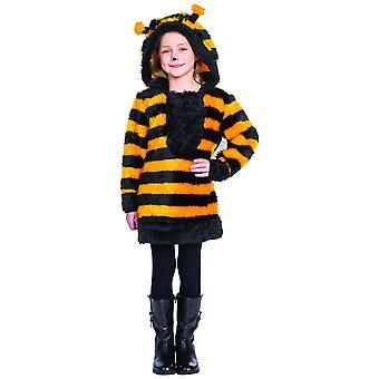 Biene Maja Kinder Kostüm Hummel Bienenkostüm Insekt Kinderkostüm