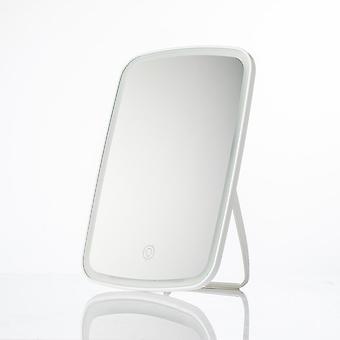 Portable led light makeup mirror