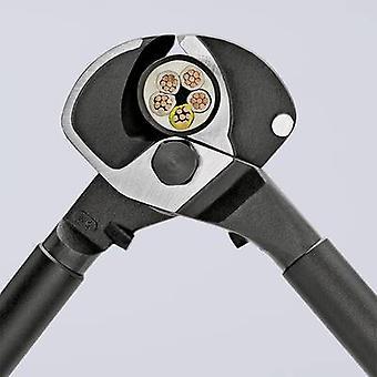 Knipex 95 12 500 kabel Cutter lämplig för (kabel strippning) Single/multi-core aluminium och kopparkablar 27 mm 150 mm ² 5