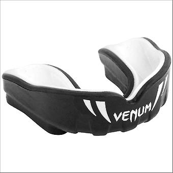 Venum challenger kids mouth guard black/white