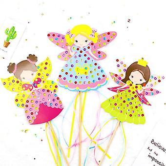 Børn Håndlavet Prinsesse Magic Stick Legetøj