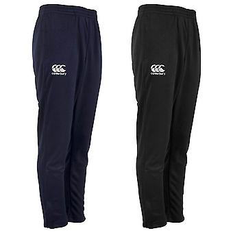 Canterbury Mens Stretch Taps toelopende Polyknit Lichtgewicht Rugby Joggers