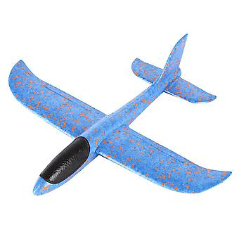 Hand Throwing Plane Hand Throwing Gliding Plane Aircraft Toy Hand Launchl (bu)