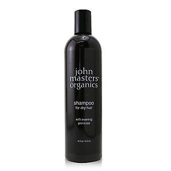 Shampoo For Dry Hair With Evening Primrose - 473ml/16oz