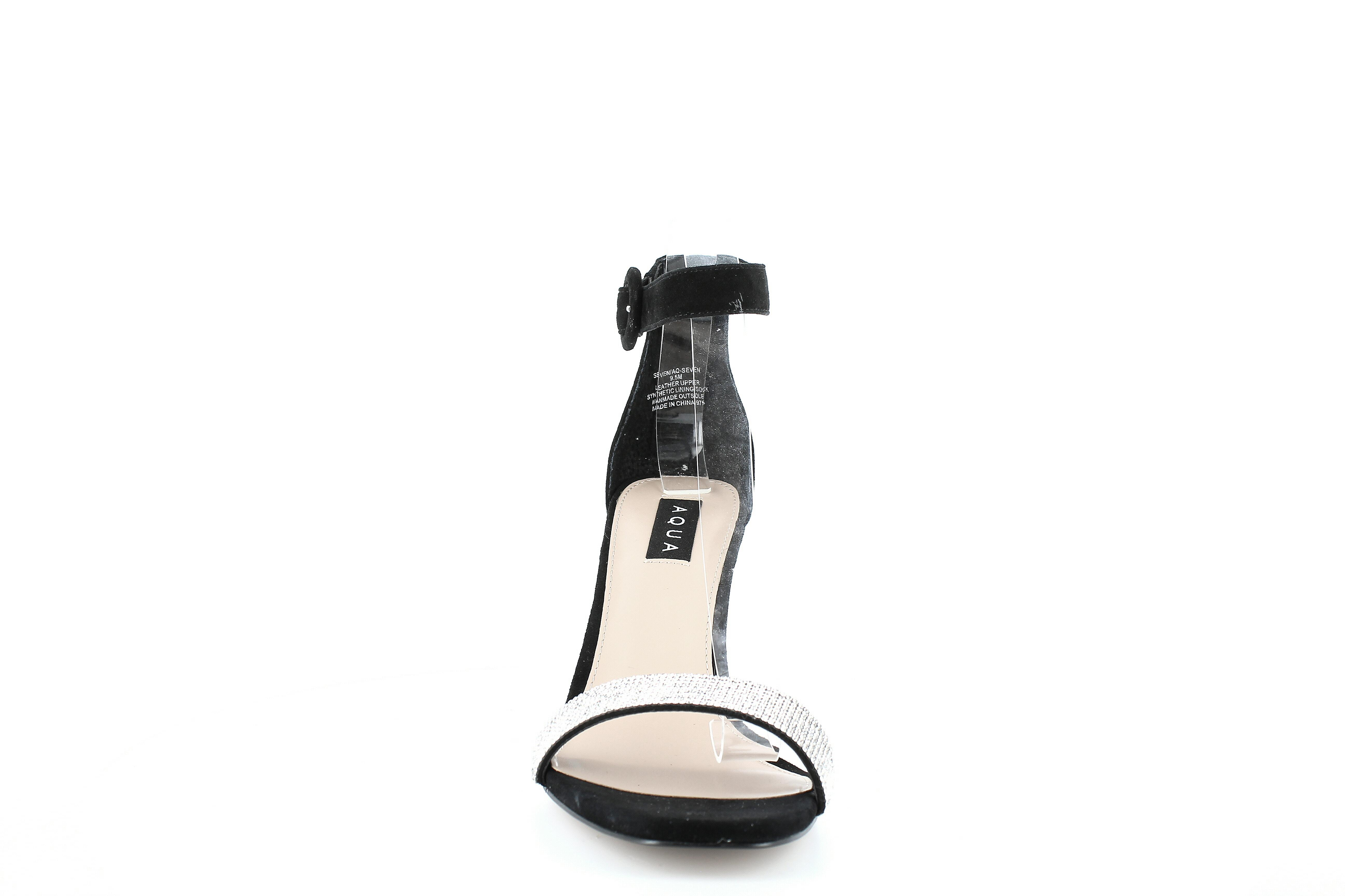 Aqua | Seven High-Heel Sandals