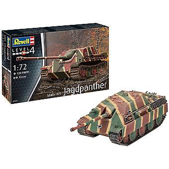 Revell 3327 Jagdpanther Sd.Kfz.173 1:72 Model Kit