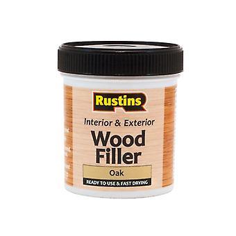 Rustins Acrylic Wood Filler Oak 250ml AWOOO250