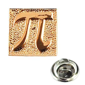 Bånd Planet Rose Gold Pi Stempel Design Revers Pin Badge