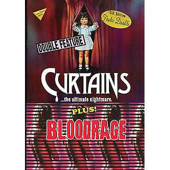 Curtains / Bloodrage [DVD] USA import
