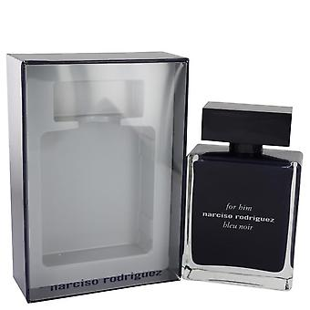 Narciso Rodriguez Bleu Noir Eau De Toilette Spray door Narciso Rodriguez 5 oz Eau De Toilette Spray