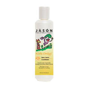 Jason Natural Products Conditioner Mild For Kids, 8 Fl Oz