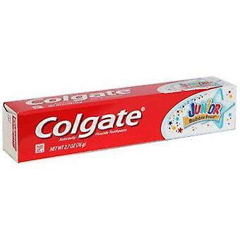 Colgate Toothpaste Colgate Junior Bubble Fruit Flavor 2.7 oz. Tube, 1 Each