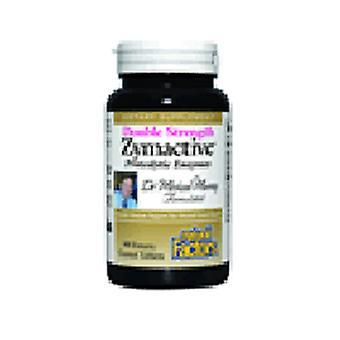 自然因子Zym活性タンパク質分解酵素、倍強度30タブ