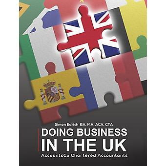 Doing Business in the UK by Simon Edrich