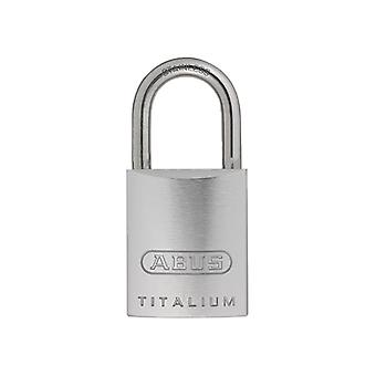 ABUS 86TIIB/45mm TITALIUM Padlock Without Cylinder SS Shackle ABU86TIIB45